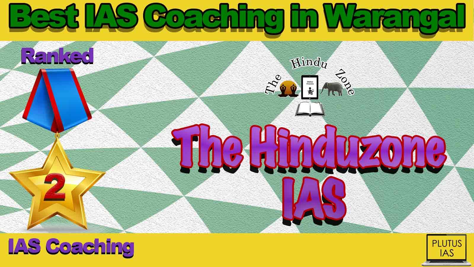 Best IAS Coaching in Warangal
