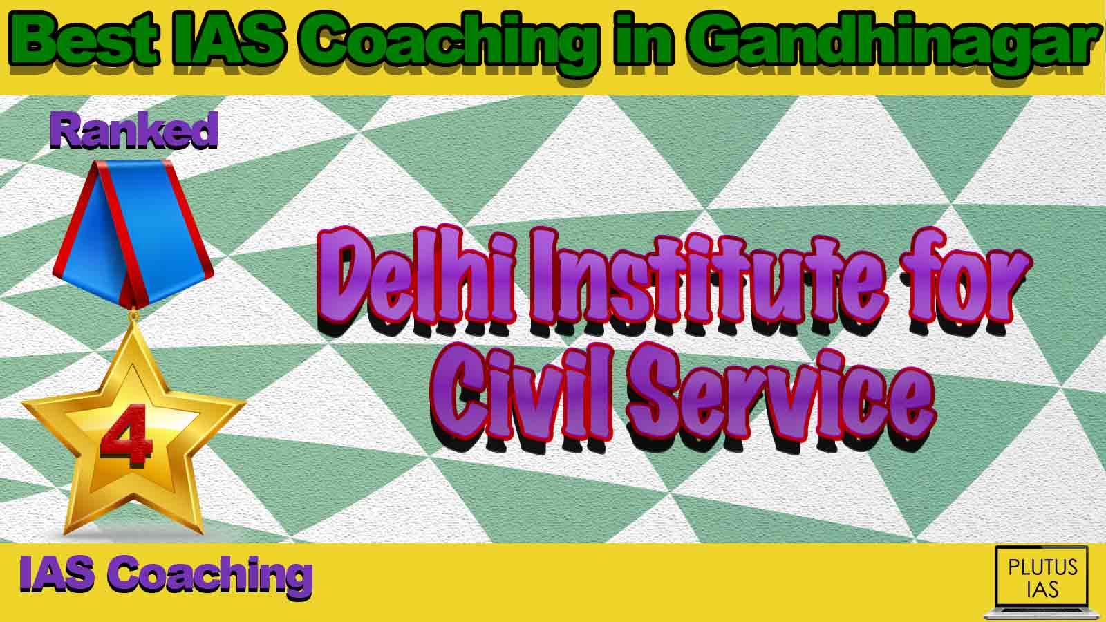 Top IAS Coaching in Gandhinagar