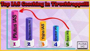 Top 10 IAS Coaching in Tiruchirappalli