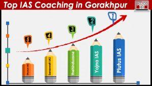 Top 10 IAS Coaching in Gorakhpur